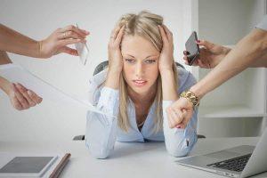 Een hoge cortisolwaarde kan leiden tot meer buikvet en een grotere eetlust