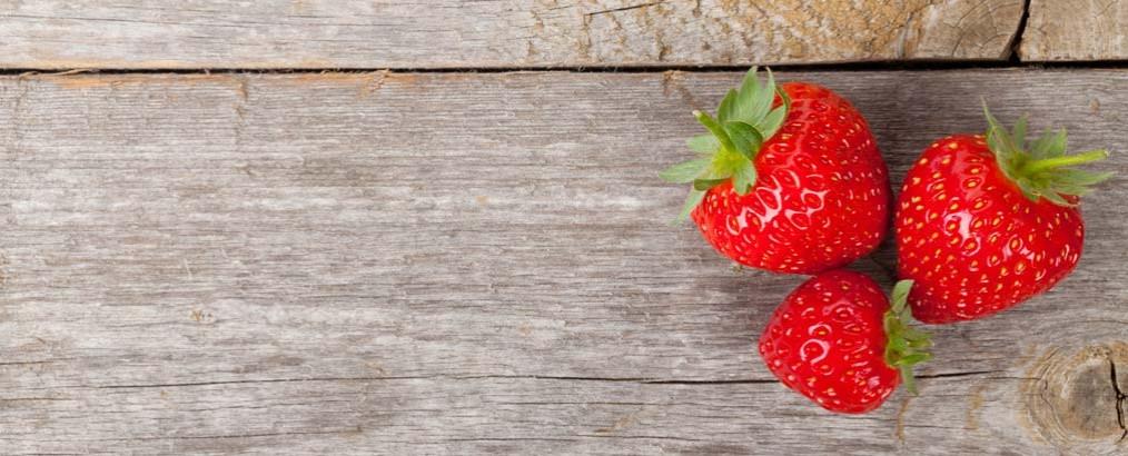 calorieën aardbeien