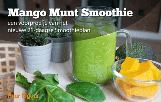 Mangomunt-smoothieplan