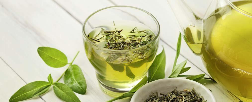 groene thee tegen acne