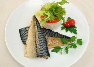 makreel maaltijd
