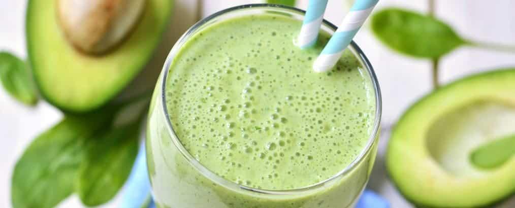 groene smoothie recepten afvallen