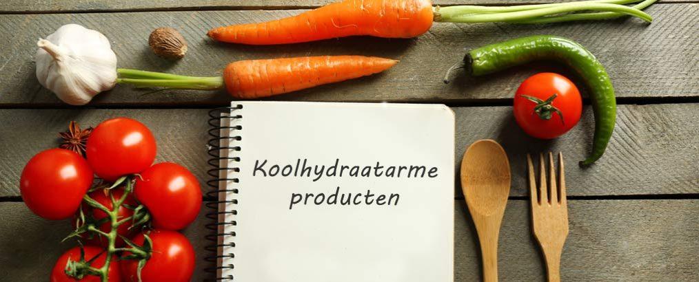 lijst koolhydraatarme producten