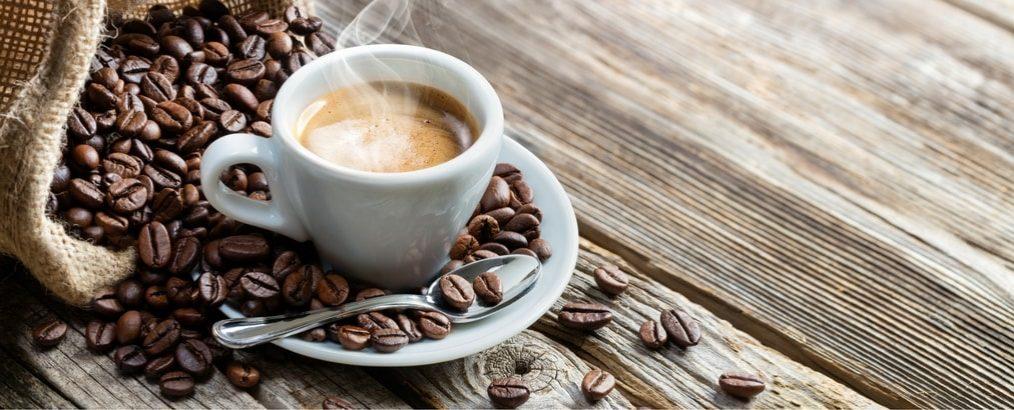 zwarte koffie kcal