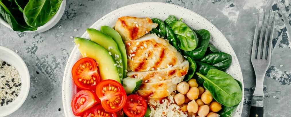 gezonde dieet
