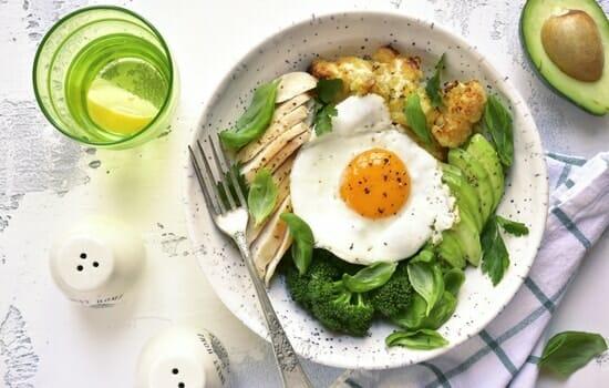 Gezonde maaltijd makkelijke en heerlijke recepten is het