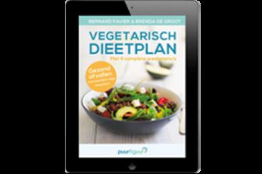 Vegetarisch Dieetplan