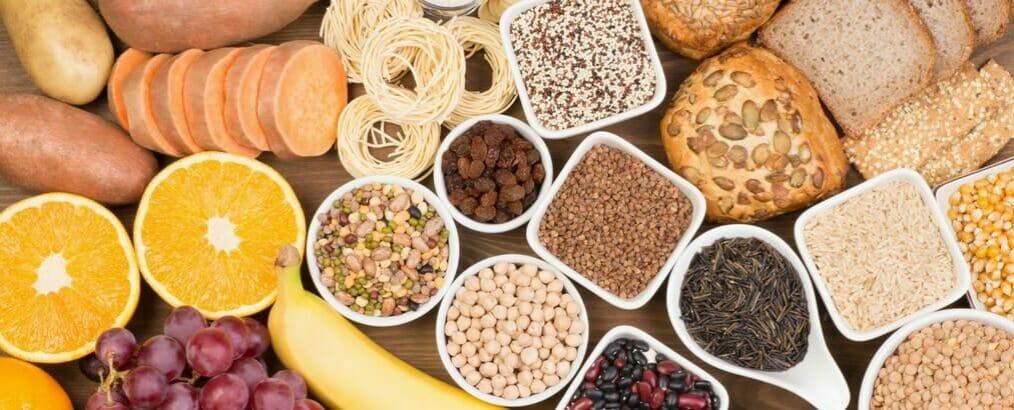 waar zitten geen koolhydraten in